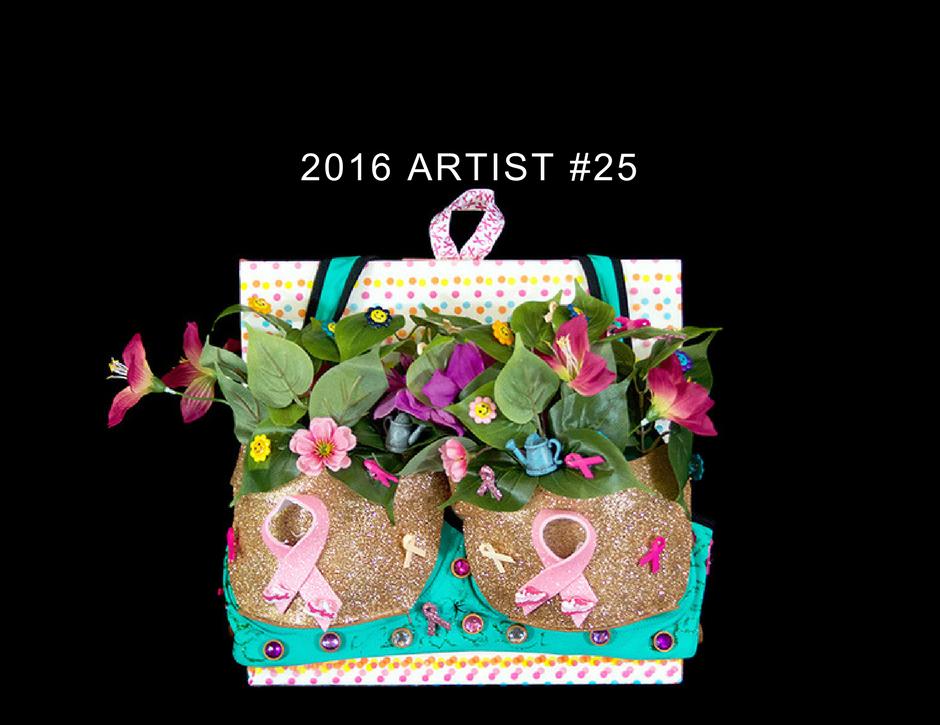 2016 ARTIST #25