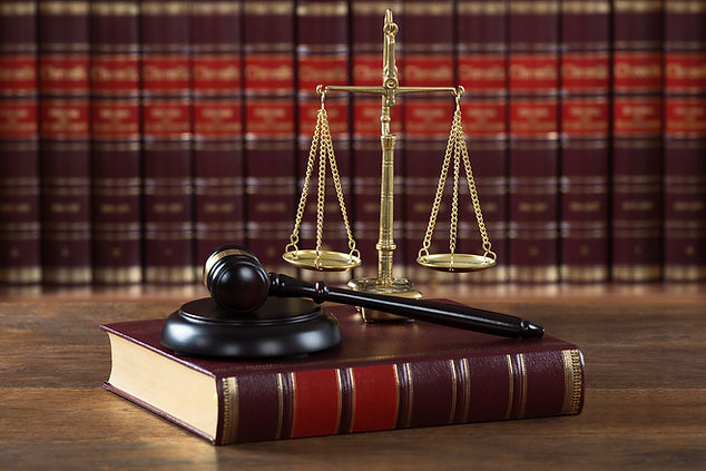 bigstock-Mallet-And-Legal-Book-With-Jus-