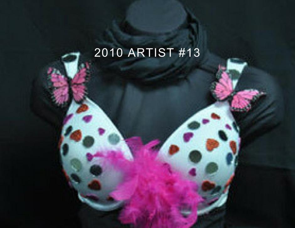 2010 ARTIST #13