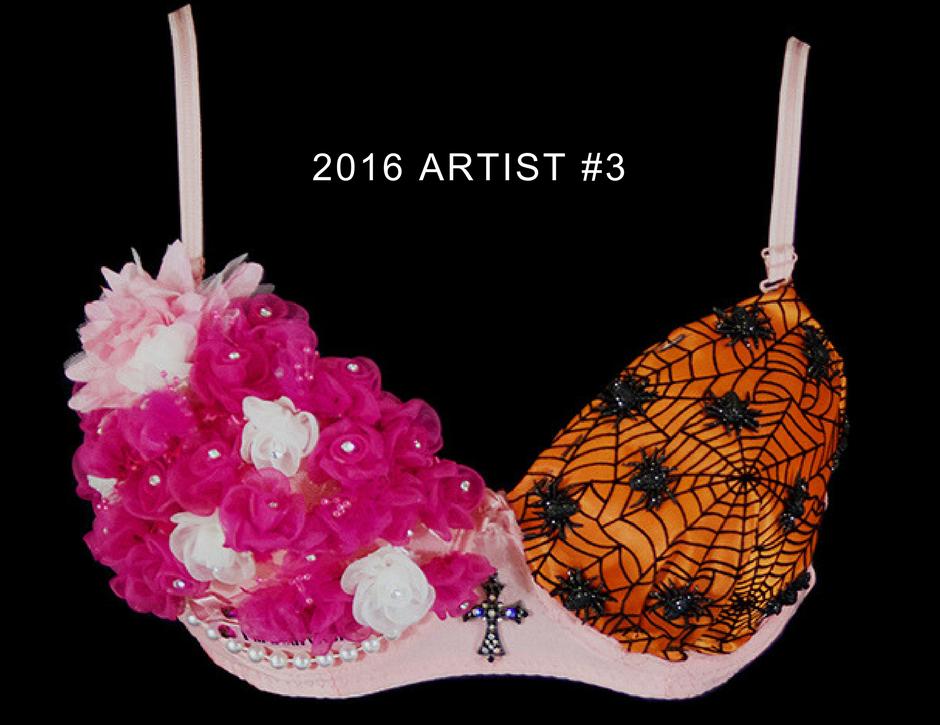 2016 ARTIST #3