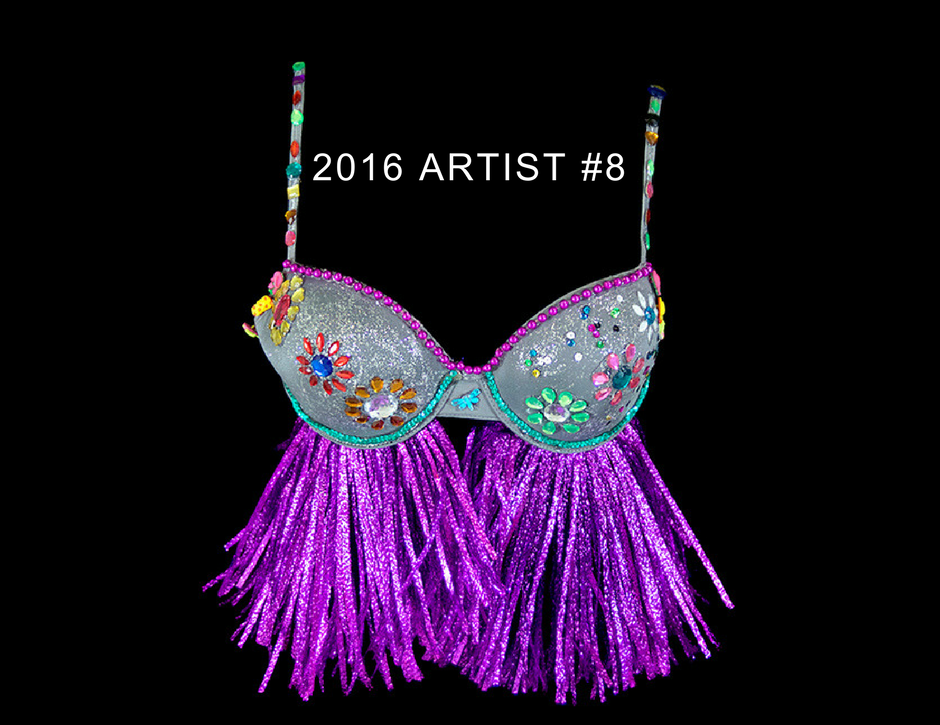 2016 ARTIST #8