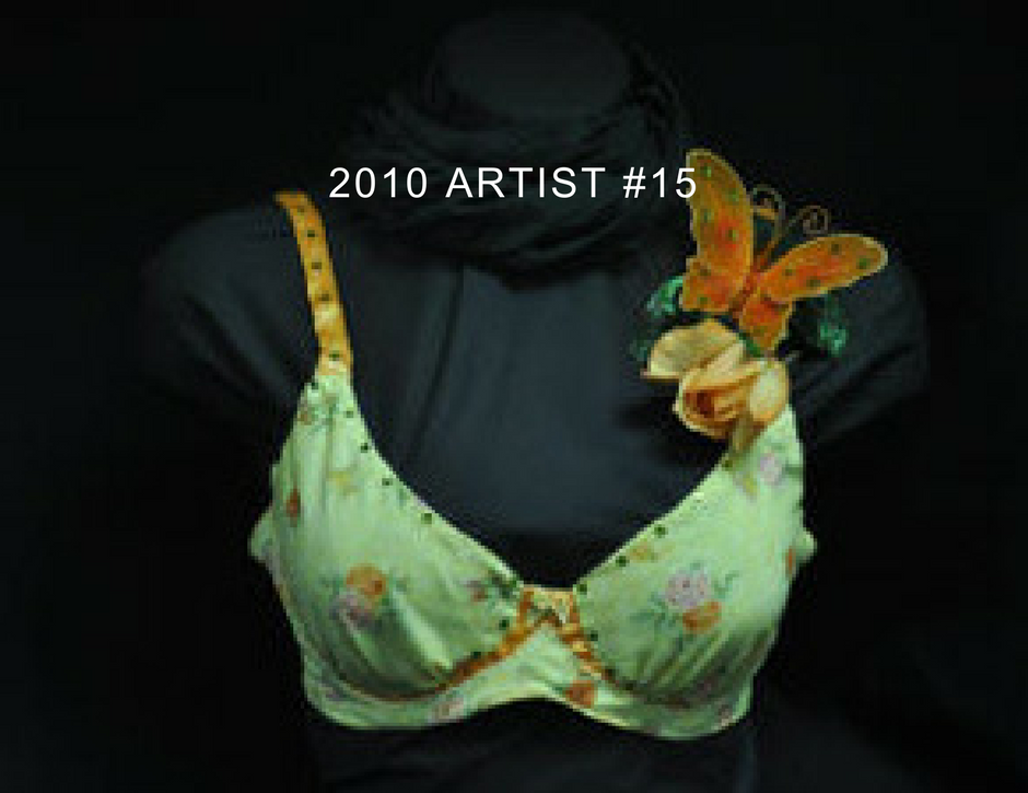2010 ARTIST #15