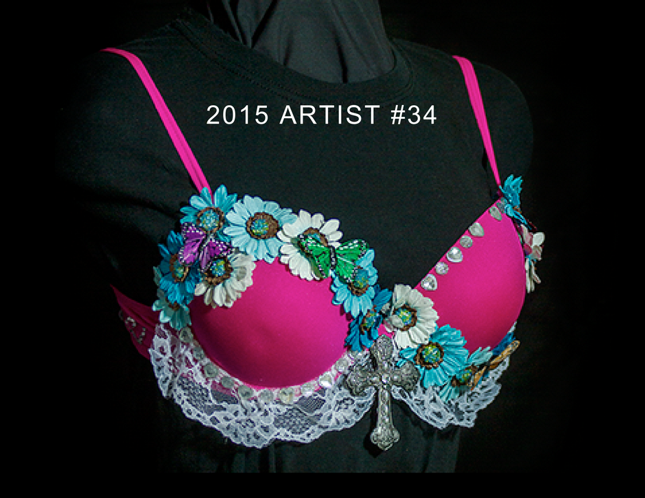 2015 ARTIST #34