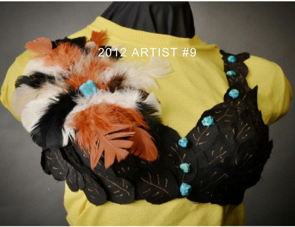 2012 ARTIST #9