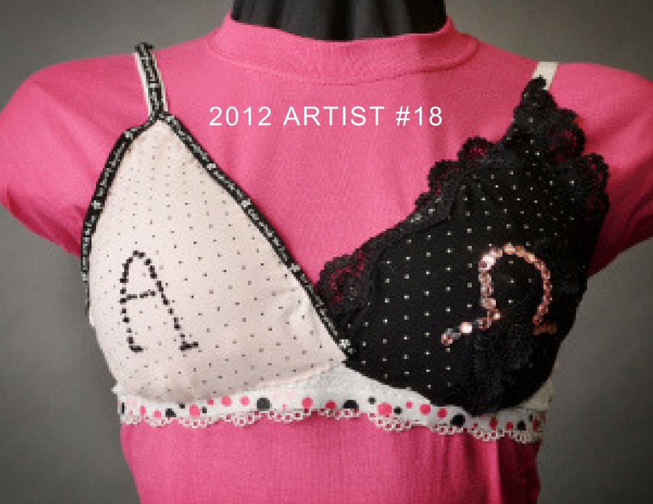 2012 ARTIST #18