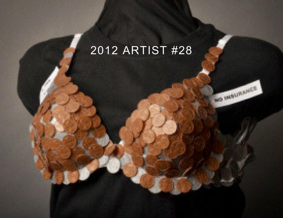 2012 ARTIST #28