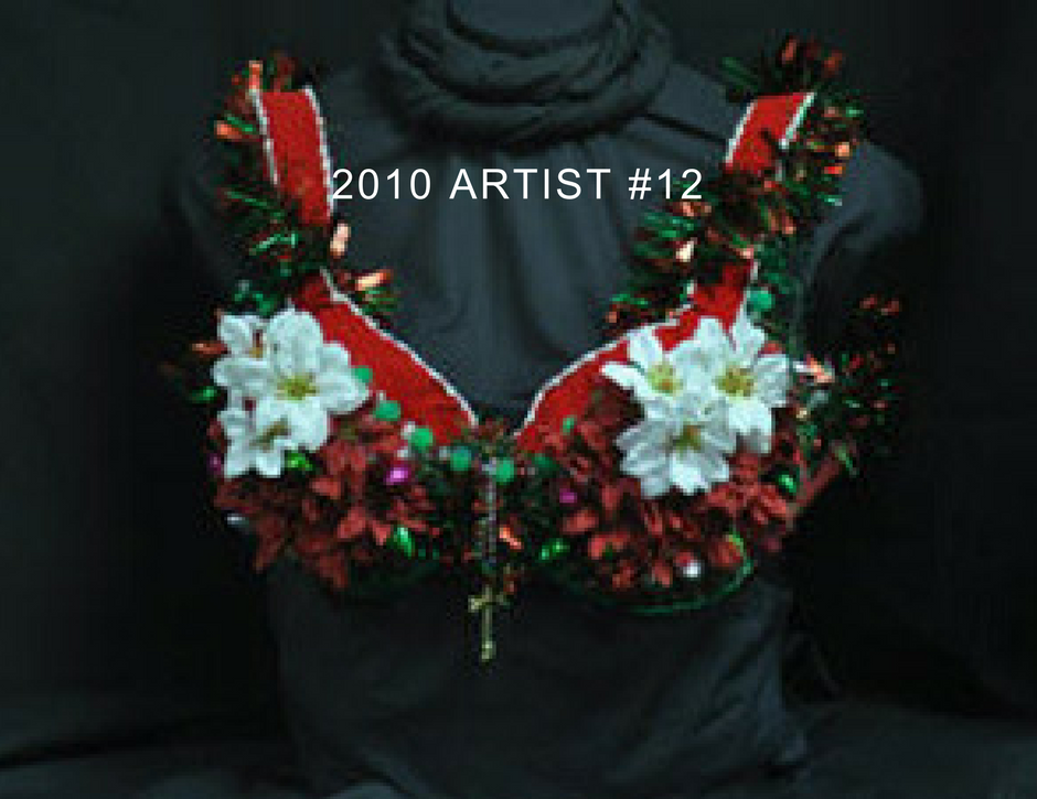2010 ARTIST #12