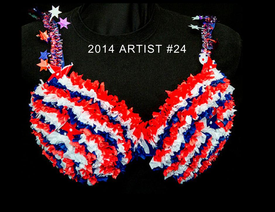 2014 ARTIST #24