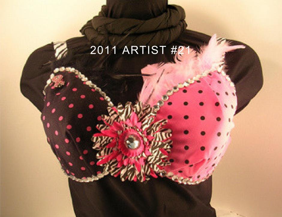 2011 ARTIST #21