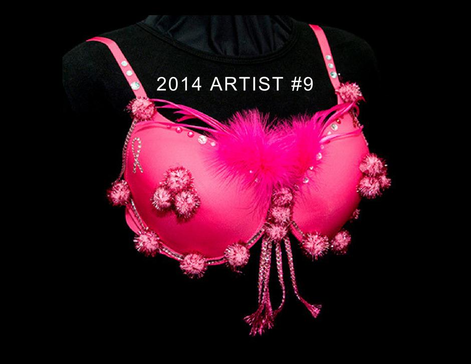 2014 ARTIST #9