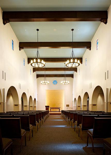 TTU Kent Hance Chapel