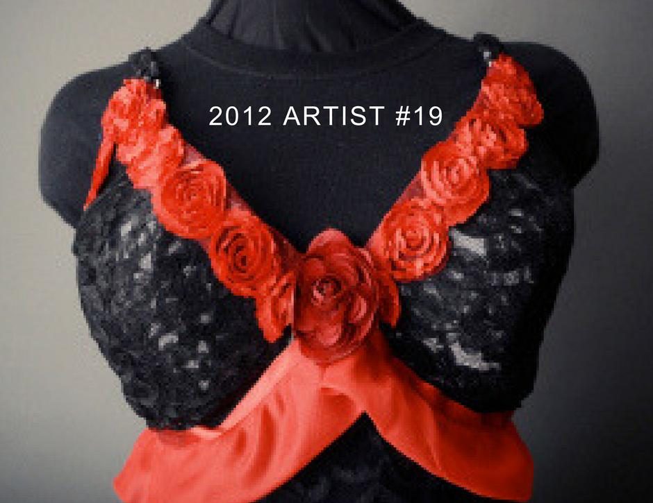 2012 ARTIST #19