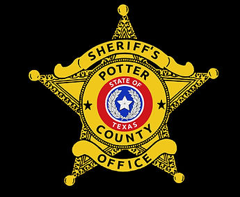 2017 - Sheriff's Badge (Black Background