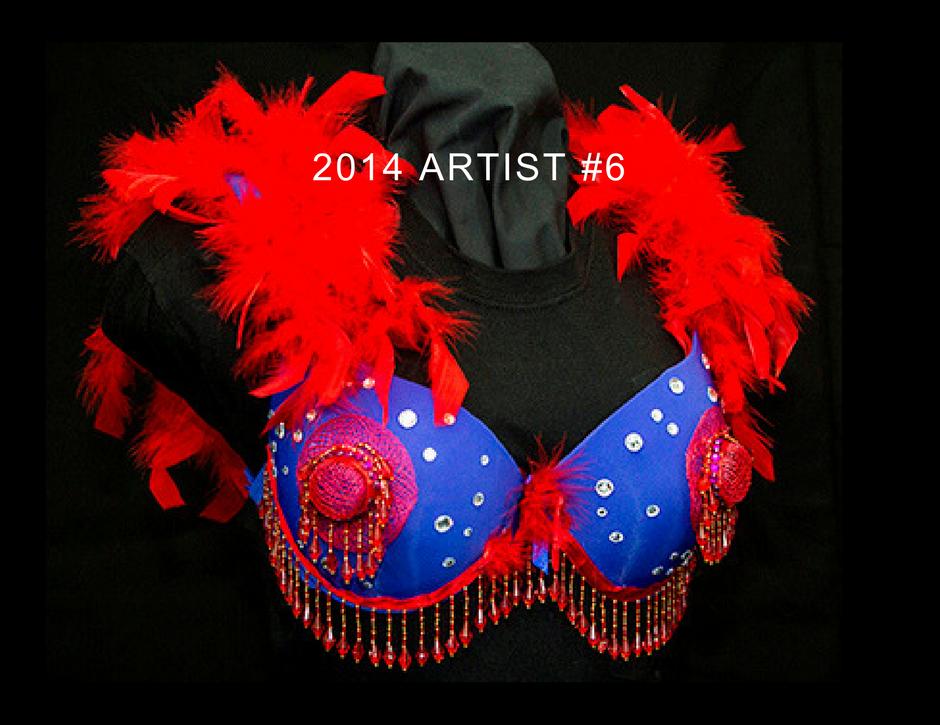 2014 ARTIST #6