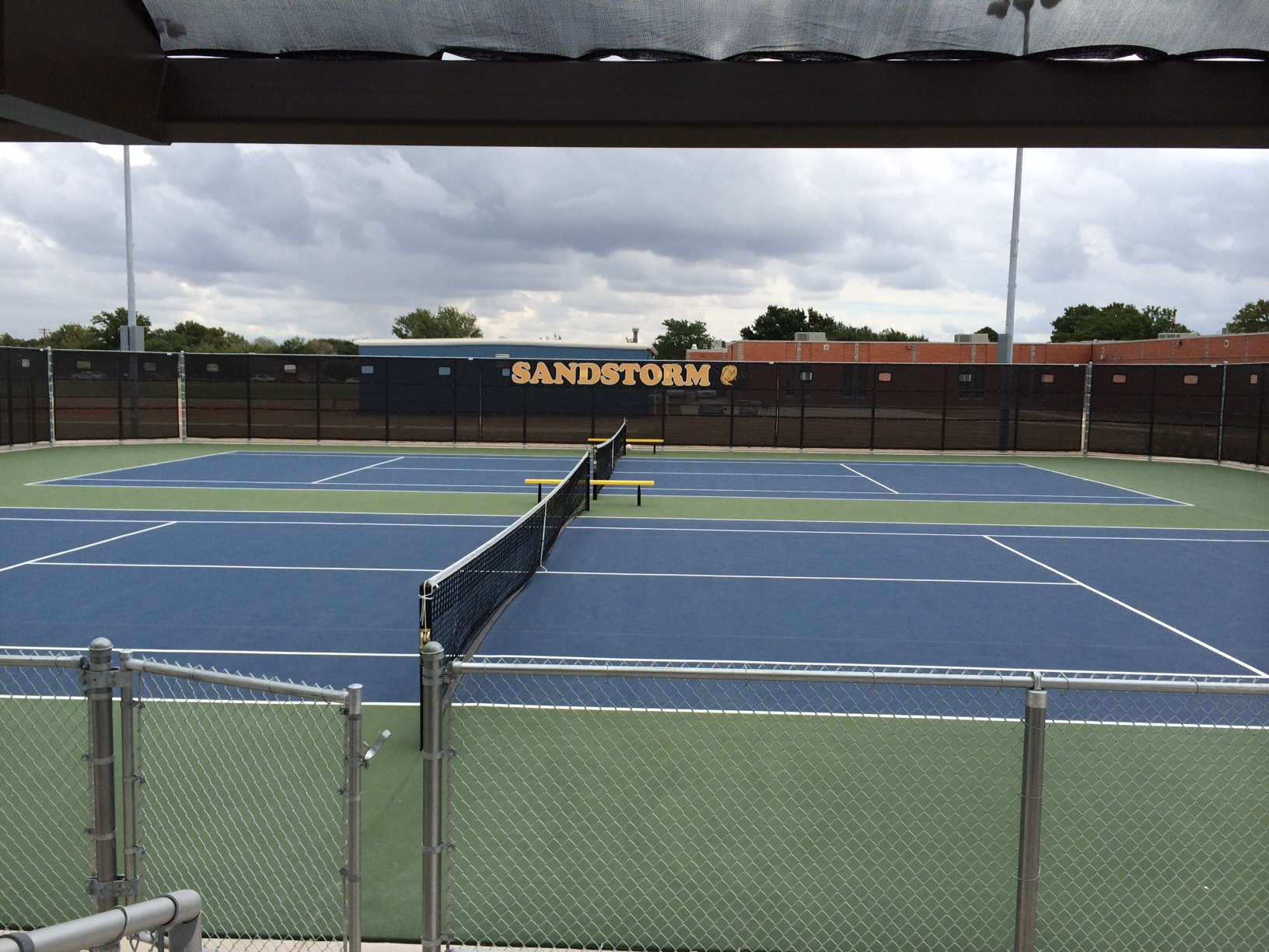 Amarillo High School Tennis Center