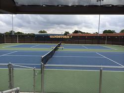 Amarillo High School Tennis Center