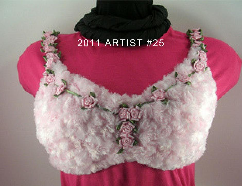 2011 ARTIST #25
