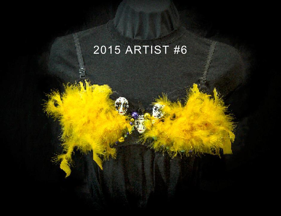 2015 ARTIST #6