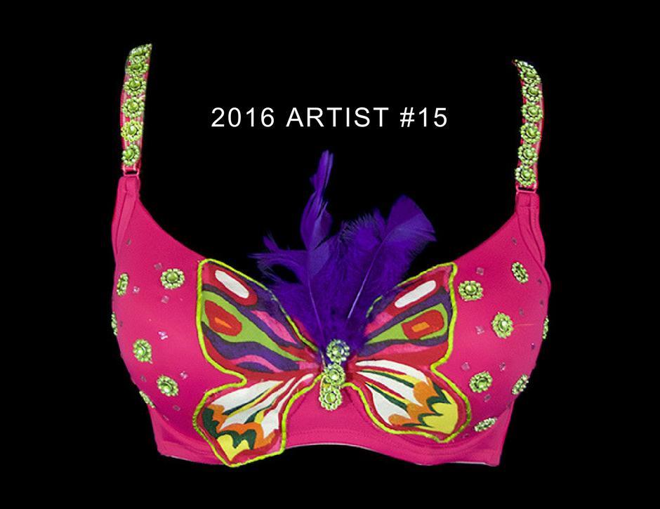 2016 ARTIST #15