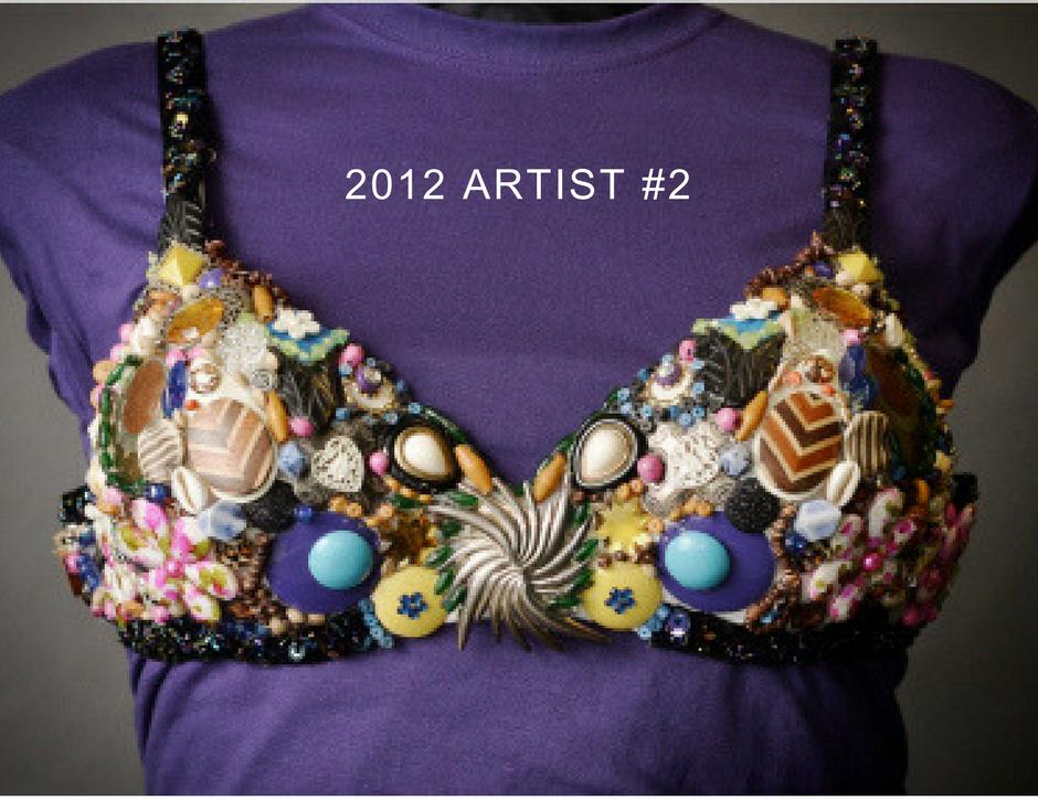 2012 ARTIST #2