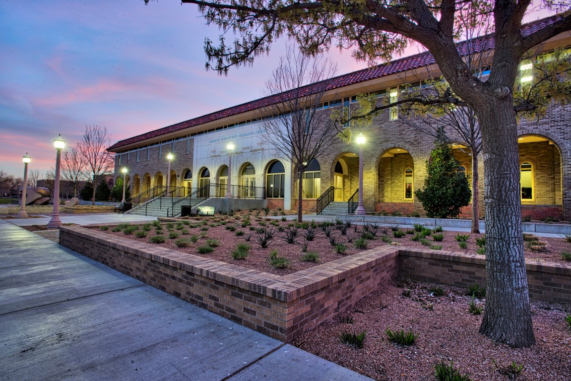 TTU Maddox Engineering Building
