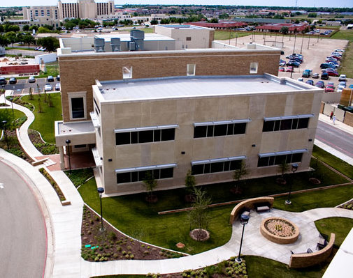 TTUHSC Amarillo Research Building