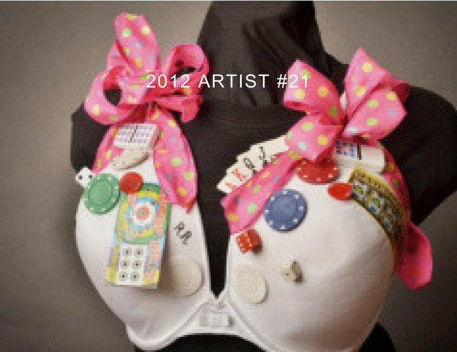 2012 ARTIST #21