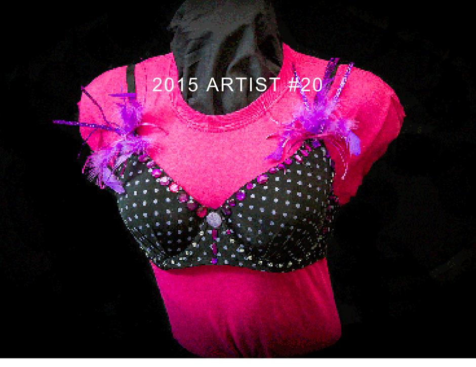 2015 ARTIST #20