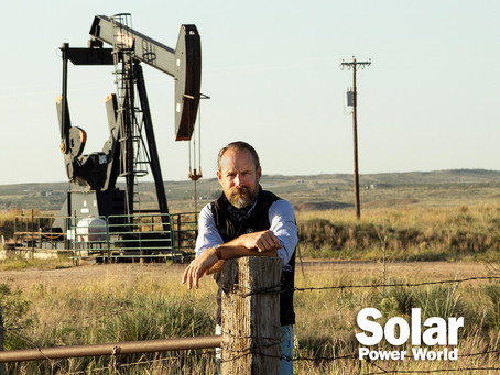 Out in Front of the Mineral Rights/Solar Energy Collision in the State of Texas