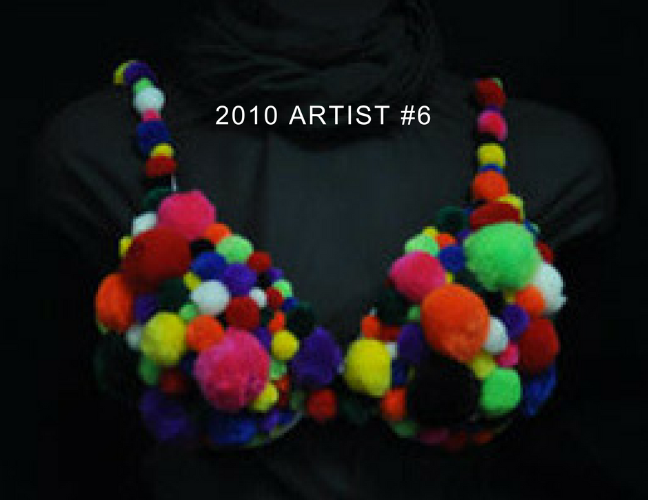 2010 ARTIST #6