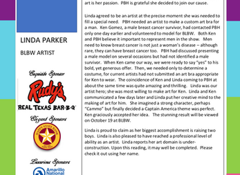 MEET THE ARTIST - LINDA PARKER