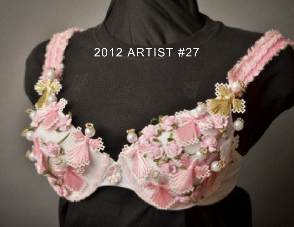 2012 ARTIST #27