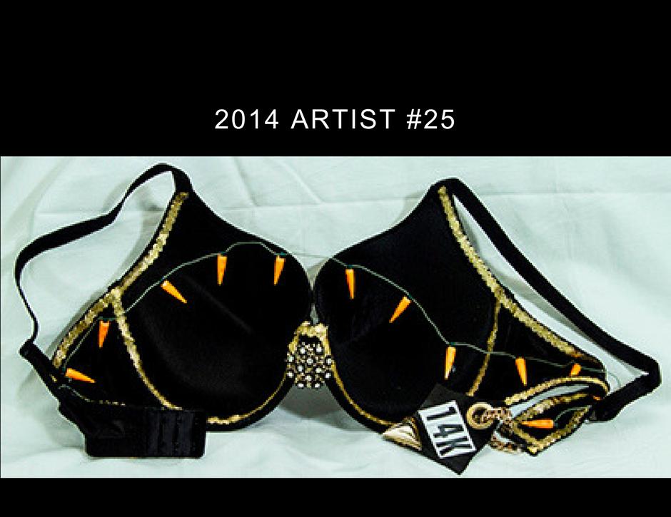 2014 ARTIST #25