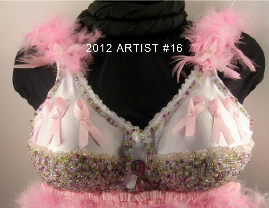 2012 ARTIST #16
