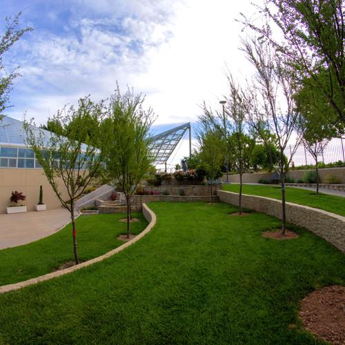 Amarillo Botanical Gardens Amphitheater