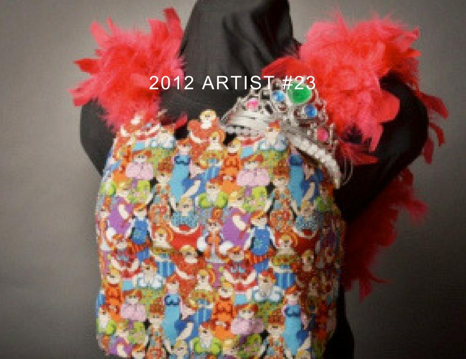 2012 ARTIST #23