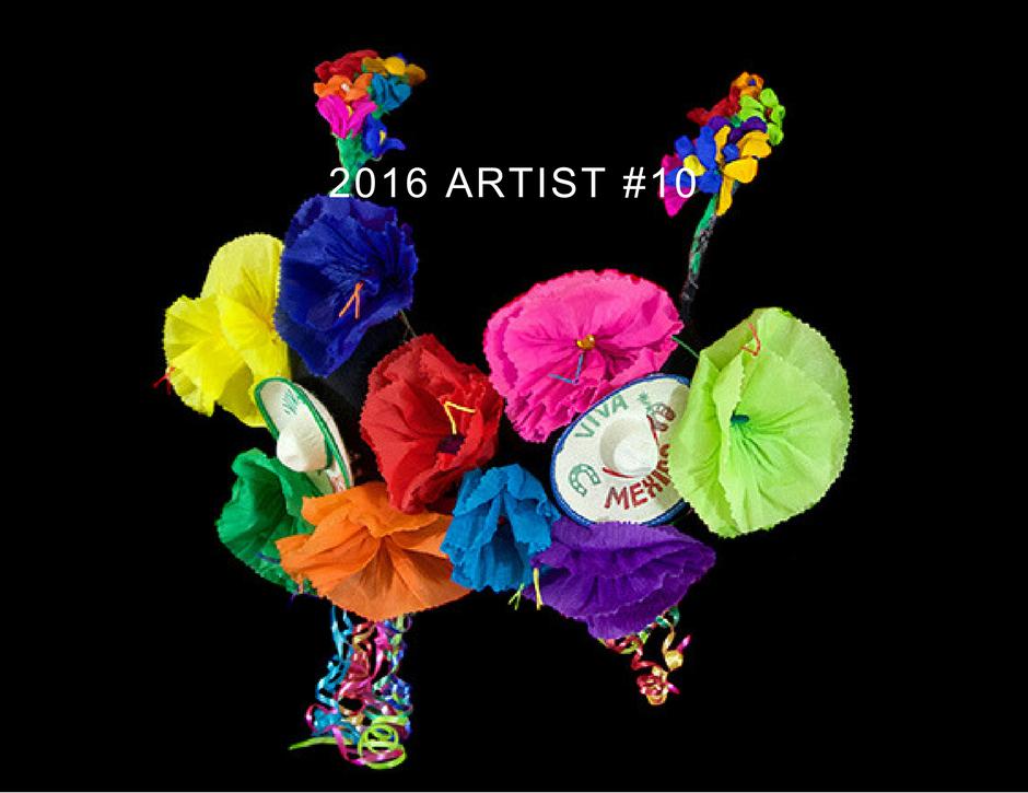2016 ARTIST #10