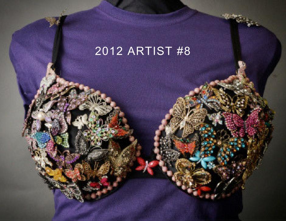2012 ARTIST #8