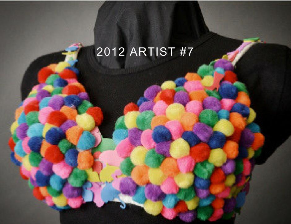 2012 ARTIST #7