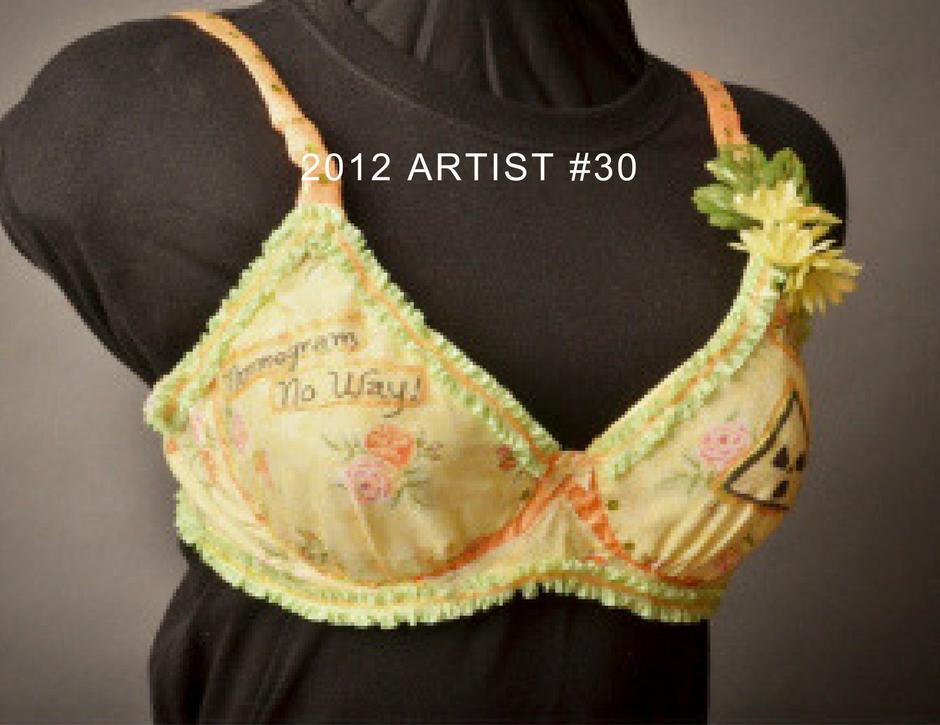2012 ARTIST #30