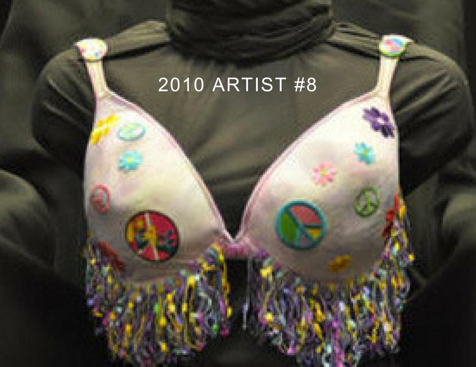 2010 ARTIST #8