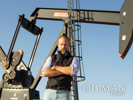 Lawyer and Landman Finds Nexus Between Oil and Gas and Alternative Energy in Central Texas