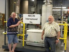 LATA Supporting Hanford Tank Off-Gassing Demonstration Project