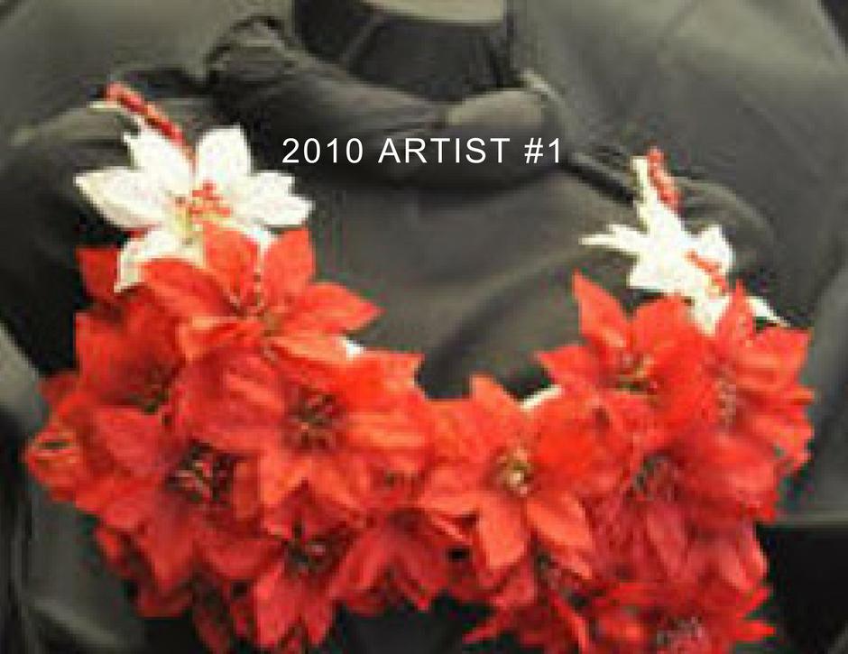 2010 ARTIST #1