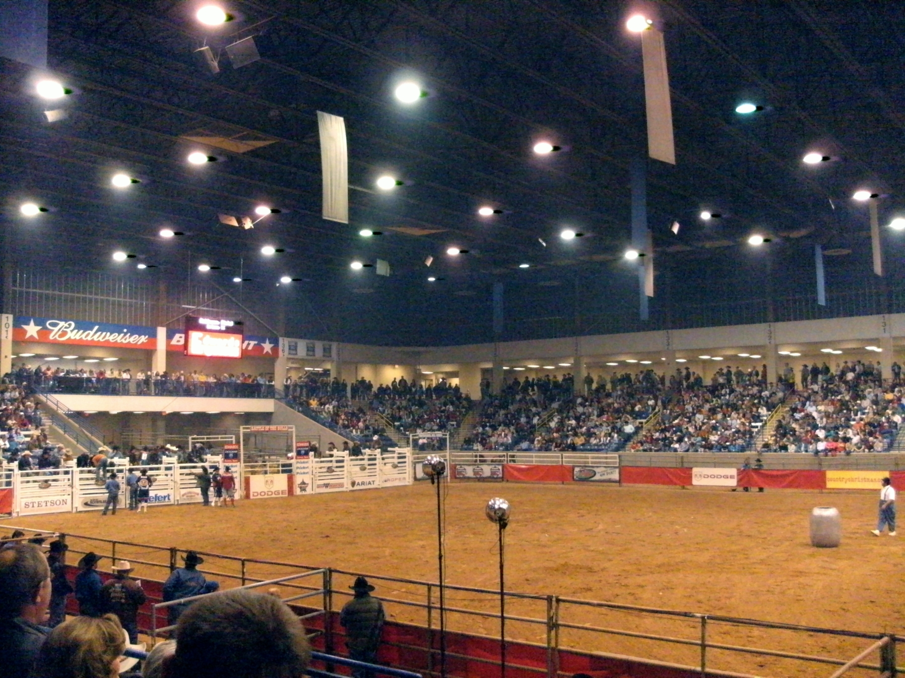 Amarillo National Events Center