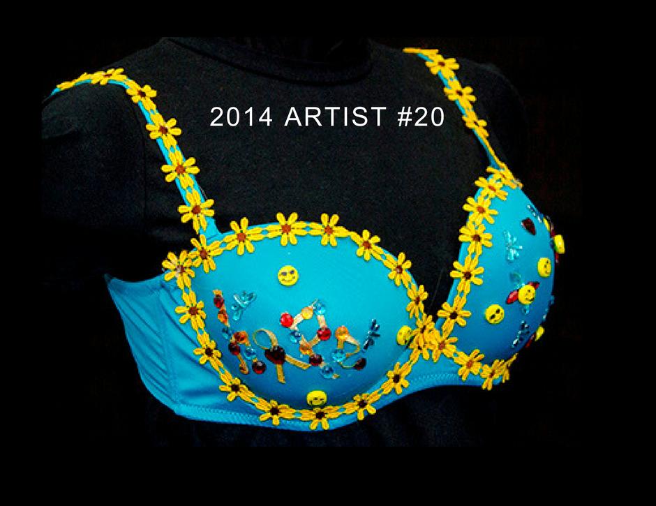 2014 ARTIST #20