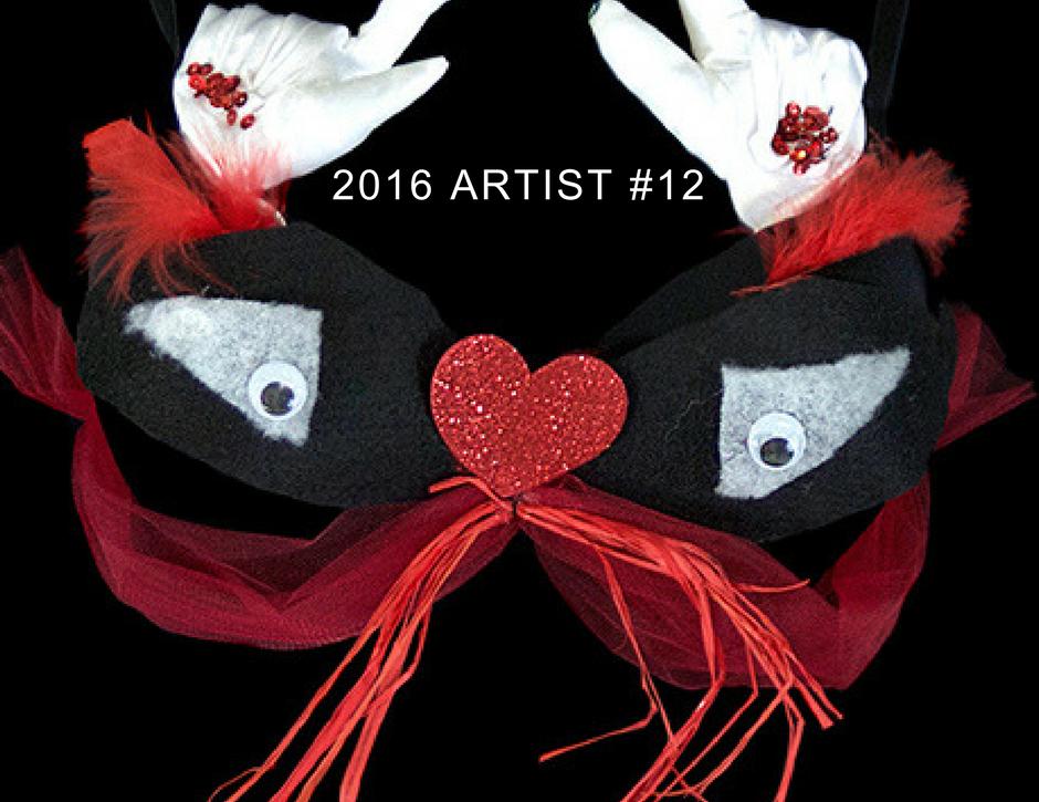 2016 ARTIST #12