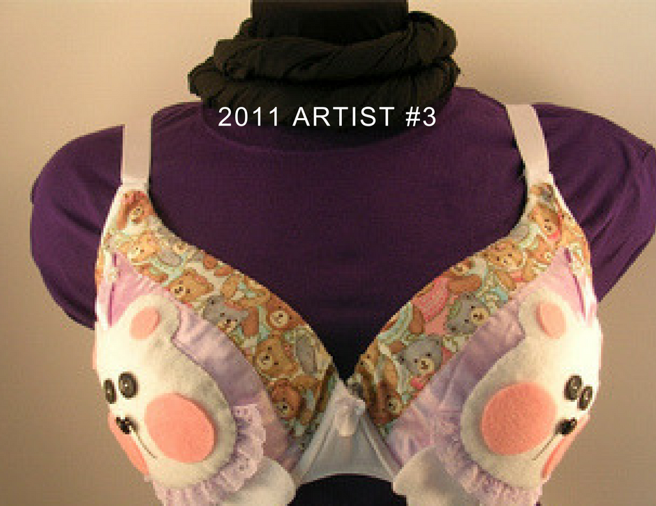 2011 ARTIST #3
