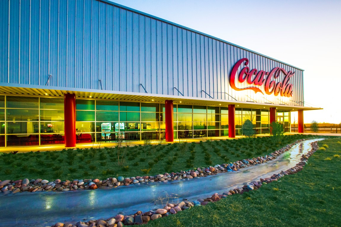 Coca-Cola Distribution Center