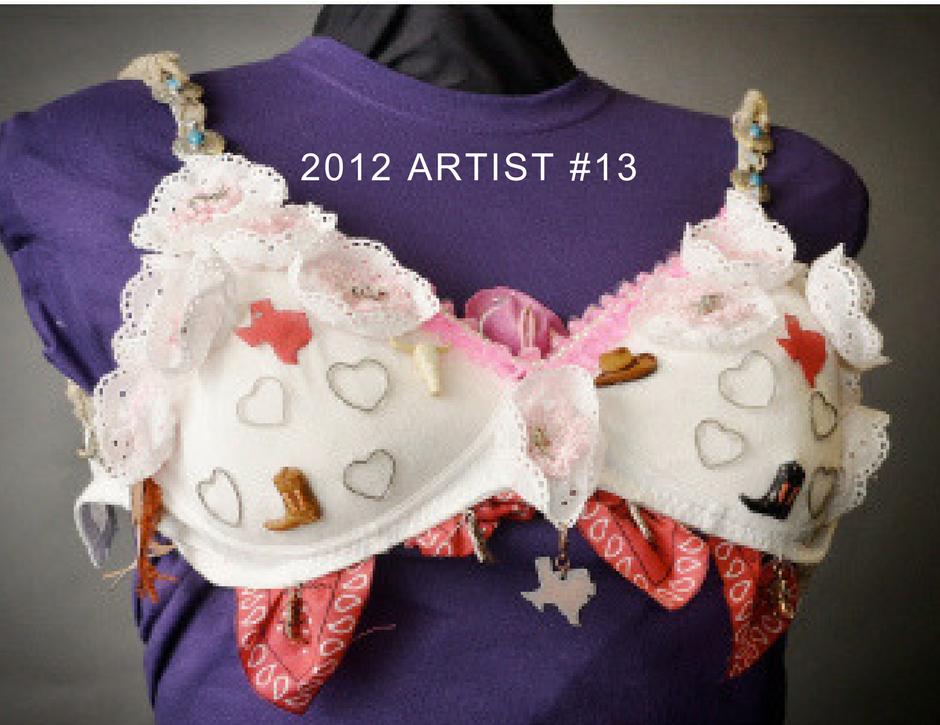 2012 ARTIST #13